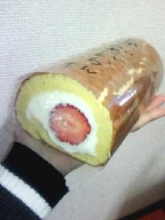 さんまさんも食べたあのロールケーキが…