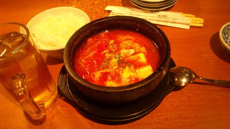 辛辛ホルモン鍋